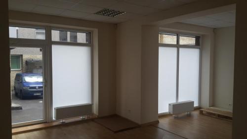 Matinė plėvelė langams